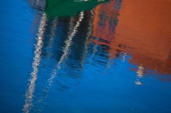 Reflecting A Marina - Mabry Campbell