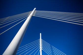 Towers of Universitetsbron - Mabry Campbell