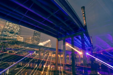 Houston Zoomscape - Fine Art Photographer - Houston - Mabry Campbell