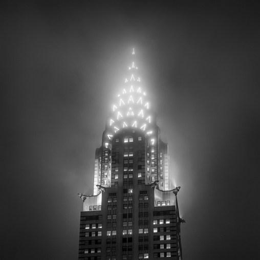 Chrysler-Building-Stainless-Steel-In-Fog-Mabry-Campbell