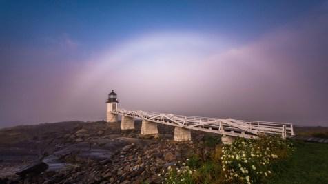 Rainbow-Over-Marshall-Point-Lighthouse-II-Mabry-Campbell