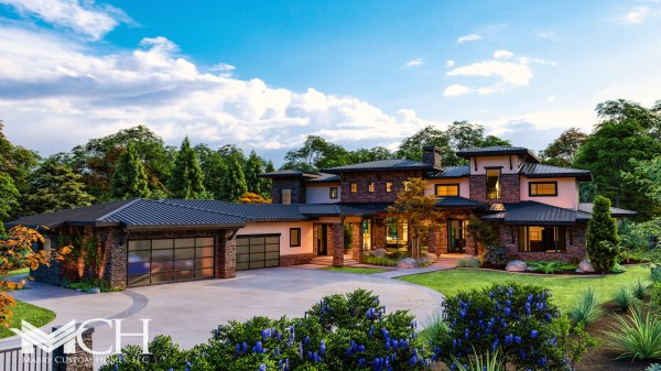 Luxury Homes and Designs for Sale - Mabry Custom Homes