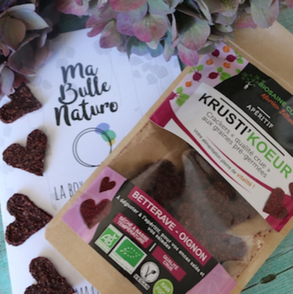 Raw food Box bio naturo