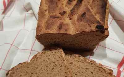 Le pain de petit épeautre