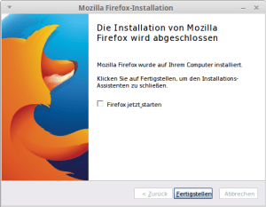 Mozilla Firefox-Installation _005