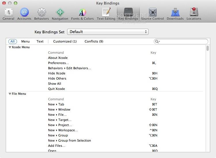 Apple Xcode Mac 10.3 Build 10G8 / 11 Build 11M382q Beta 5
