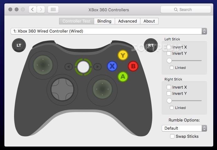 Download Xbox 360 Controller Driver Mac 01610