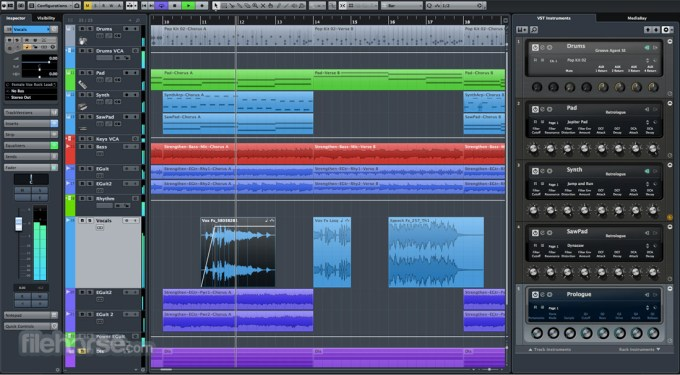 Steinberg Cubase Pro 9.5.30 +Crack With Key Mac