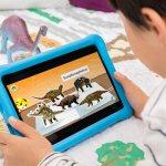 """Amazon 子供が楽しみながら学べる""""キッズ向けタブレット""""が新登場。"""