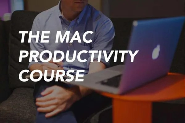 Mac Productivity Course