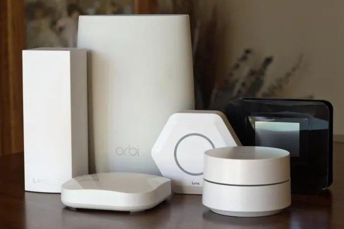 Mesh Wifi routers