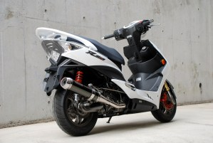 KYMCO RACING KING 180Fi EV-003-MB