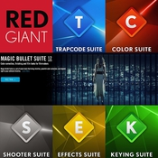 red giant color suite