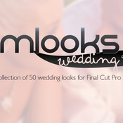 Motionvfx mlooks wedding edition logo icon