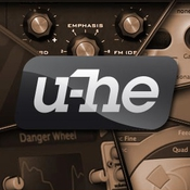 U he plugins pack logo icon