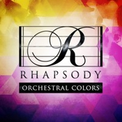 Impact soundworks rhapsody orchestral colors logo icon