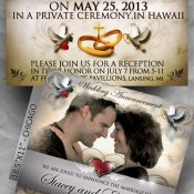 wedding_poster__flyer__card_in_3_sizes