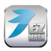 Digital film tools ez mask logo icon