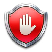 Privacy protector scan remove threats icon