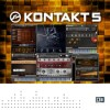 Kontakt rewind vol2 logo icon