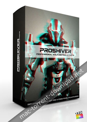 Pixel film studios proshiver for fcpx icon