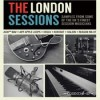 Zero g the london sessions logo icon