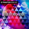Traktor pro remix set electric vice icon