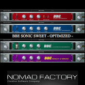 Bbe sound sonic sweet optimized icon
