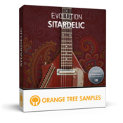 Orange tree samples evolution sitardelic icon