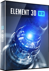 Video copilot element 3d icon