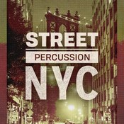 Big fish audio street percussion nyc icon