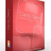 Pixel film studios candy glass for final cut pro x icon