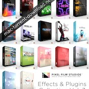 "Pixel Film Studios Effects and Plugins Collection Vol 3 2"" width=""175"" height=""196"" />"