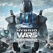 Hybrid wars game icon