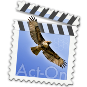 Mail act on 4 icon