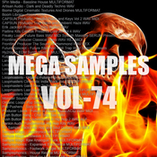 Mega samples vol 74 icon