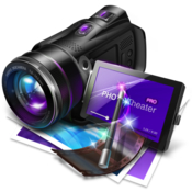 Photo theater pro slideshow movie maker icon