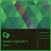 Adobe captivate 9 icon