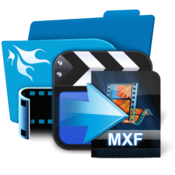 Anymp4 mxf converter icon
