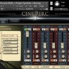 Cinesamples cineperc aux icon