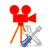 Hd video repair utility icon