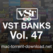 Latest vst banks vol 47 icon