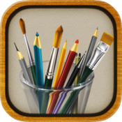 Mybrushes paint draw sketch icon