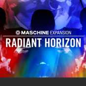 Native instruments maschine expansion radiant horizon icon