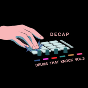 Splice sounds decap drums that knock vol 3 icon