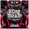 True samples edm trap icon