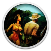 Worlds of the savage empire game icon