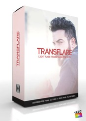 TransFlare - Light Flare Transitions for FCPX