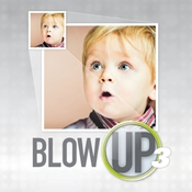 Alien skin blow up 3 icon