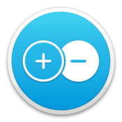 Debit credit personal finance manager icon